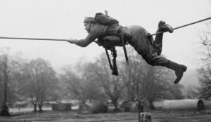 Commando Spirit Ropes Course 5 NAM the course